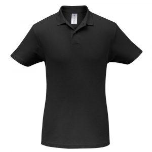 Рубашка поло ID.001 черная