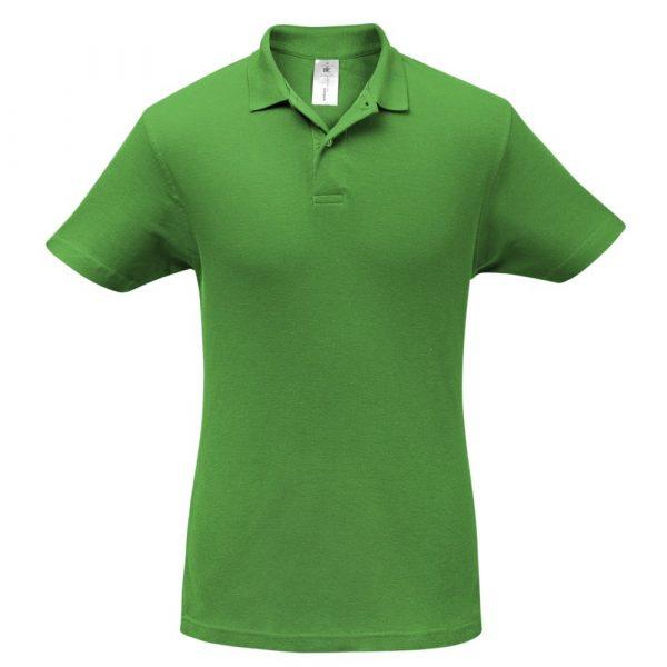 Рубашка поло ID.001 зеленое яблоко