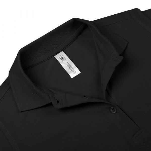 Рубашка поло женская Safran Timeless черная
