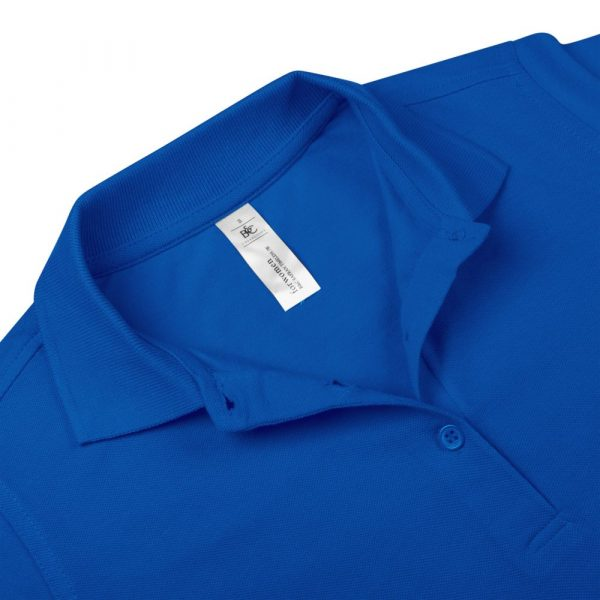 Рубашка поло женская Safran Timeless ярко-синяя