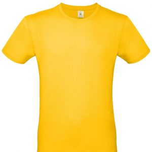 Футболка E150 желтая