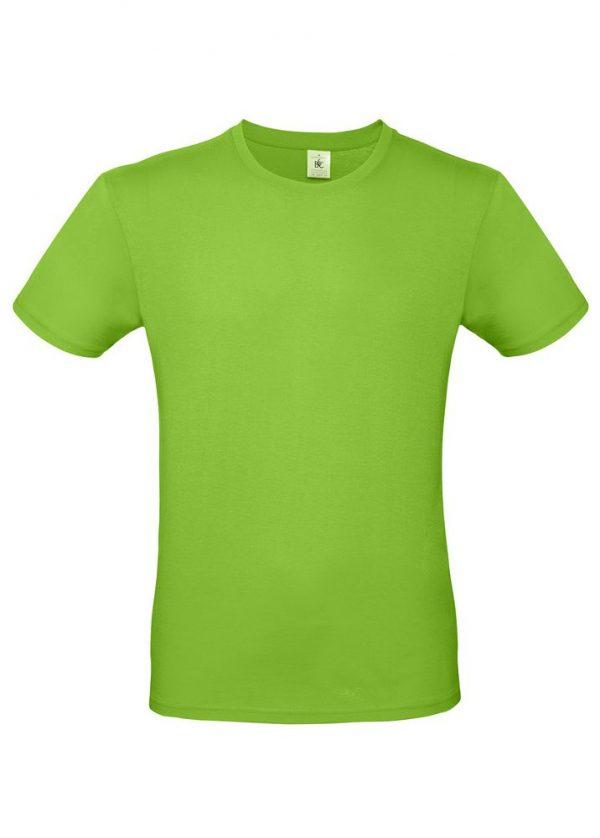 Футболка E150 зеленое яблоко