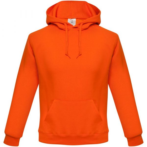 Толстовка ID.003 оранжевая