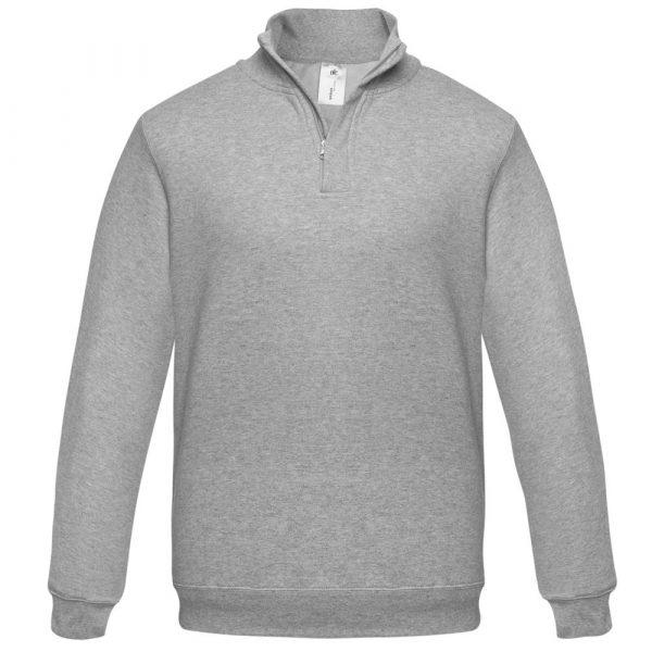 Толстовка ID.004 серый меланж