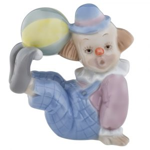 Фигурка «Клоун с мячом»