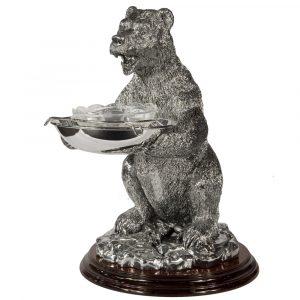 Икорница «Медведь»