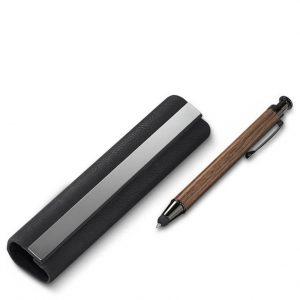 Ручка-стилус Doux в черном пенале