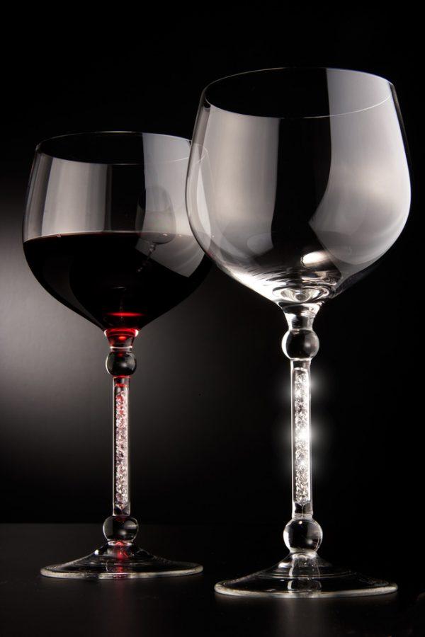 Два бокала для вина «Фантазия»