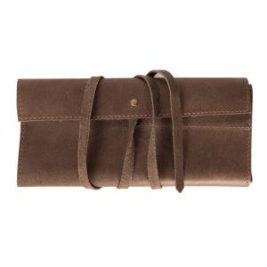 """Органайзер кожаный""""LOFT"""" коричневый кожа натуральная 100%"""