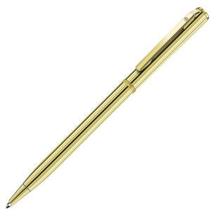 Ручка шариковая SLIM GOLD