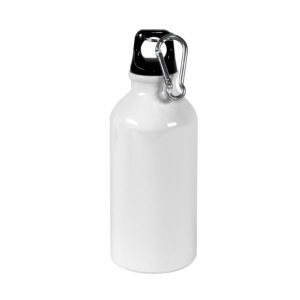 Бутылка для воды с карабином GREIMS под сублимацию 400 мл