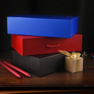 Упаковка подарочная коробка складная