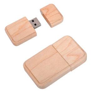 """USB flash-карта """"Wood"""" (8Гб)"""