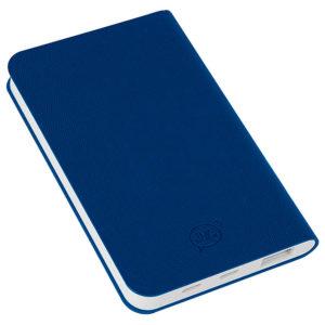 """Универсальный аккумулятор """"Softi"""" (4000mAh) темно-синий 75х121х11см искусственная кожа"""